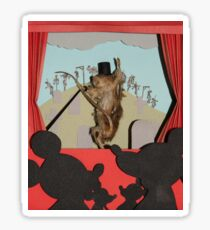 Vaudeville Sticker