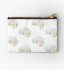 Ancient Brain Drawing - Type C Studio Pouch