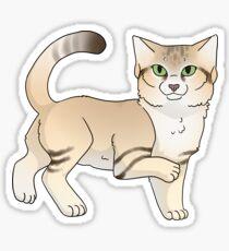 Sand Cat  Sticker