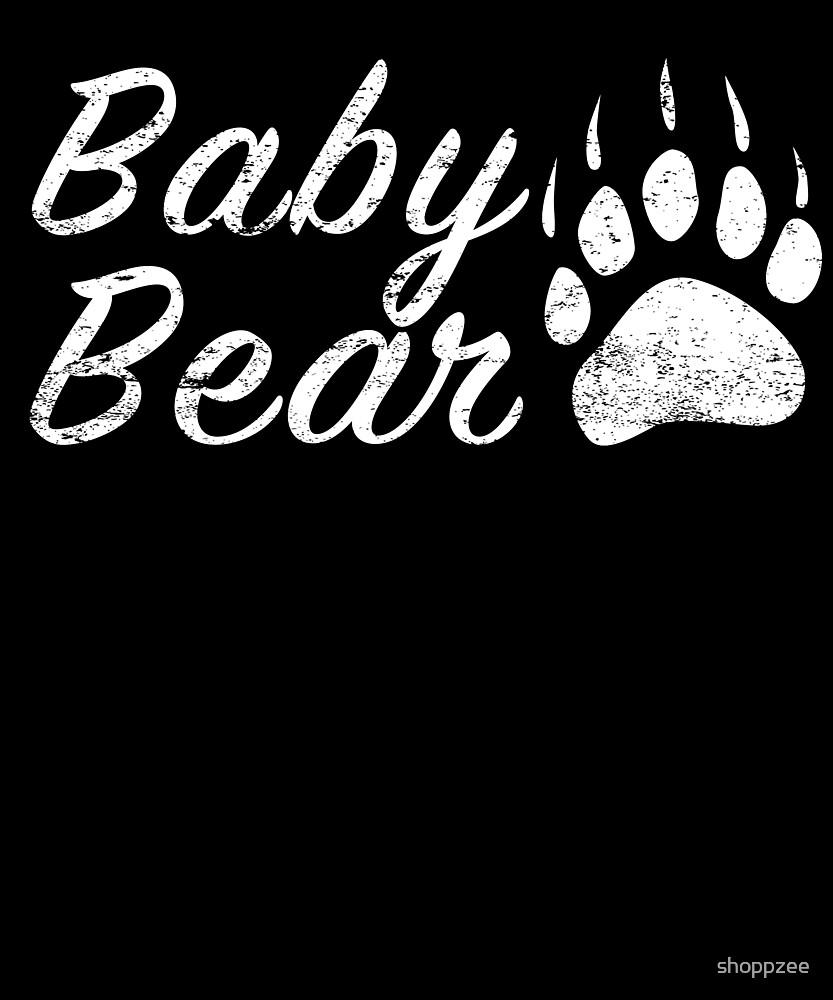 Baby Bear T Shirt For Mama & Papa Bear Family TShirts by shoppzee