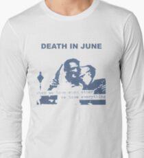 death in june  Long Sleeve T-Shirt