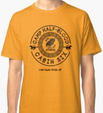 Cabin Six - Athena - Percy Jackson - Camp Half-Blood -  Classic T-Shirt