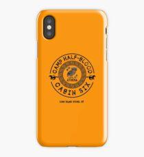 Cabin Six - Athena - Percy Jackson - Camp Half-Blood -  iPhone Case
