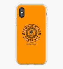 Cabin Six - Athena - Percy Jackson - Camp Half-Blood -  iPhone Case
