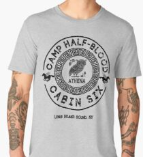 Cabin Six - Athena - Percy Jackson - Camp Half-Blood -  Men's Premium T-Shirt
