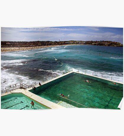 Bondi Beach, Sydney, Australia. Poster