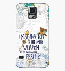 case Alice in Wonderland Imagination Case/Skin for Samsung Galaxy
