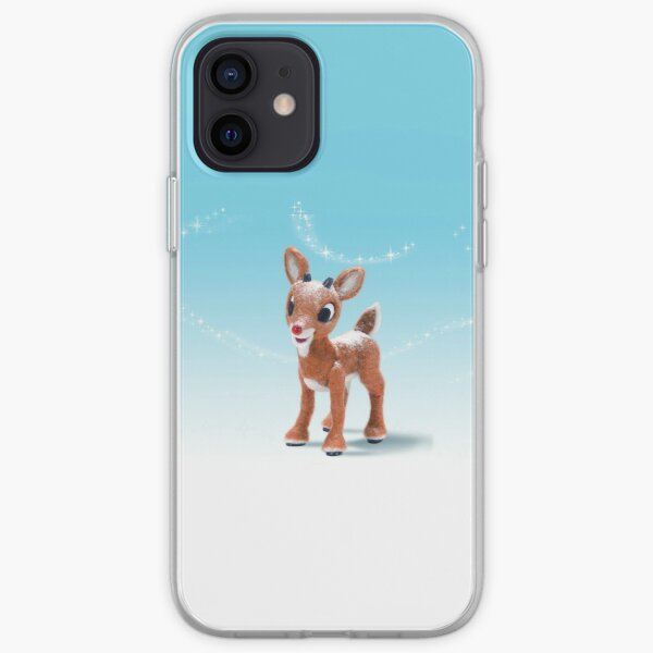 Baby Rudolph iPhone Flexible Hülle