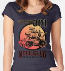 Super Vehicle 001 Women's Fitted Scoop T-Shirt