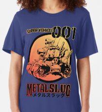 Superfahrzeug 001 Slim Fit T-Shirt