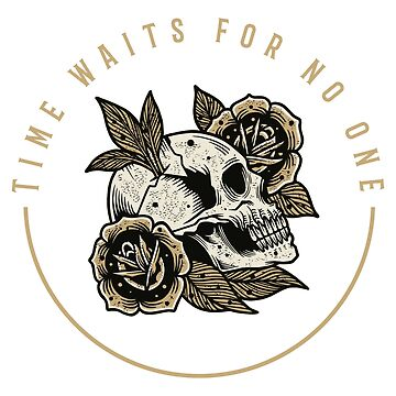 Time waits for no one by typeyeah