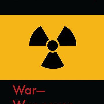 Radiation Sign by czar1918
