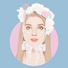 Poppy by aartmoore