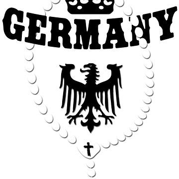 Germany - Coat of Arms - Football - Soccer - Germany coat of arms Adler by lemmy666