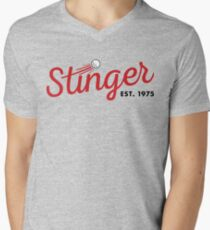 Tiger Woods Stinger Men's V-Neck T-Shirt