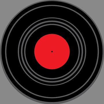 Vinyl Record by czar1918