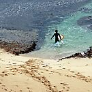 Making Tracks, Margaret River, Western Australia by Adrian Paul