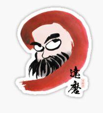 達磨 Daruma Sticker