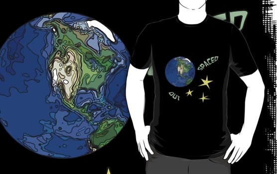 Spaced Out Earth