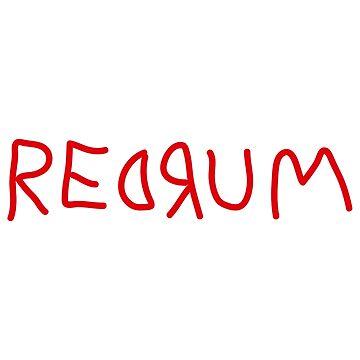 Redrum - Murder by jonaszeferino