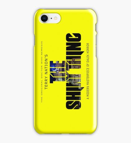 The Shiny Thing iPhone Case/Skin