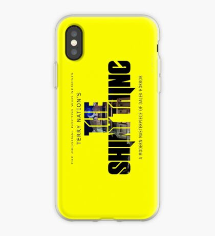 The Shiny Thing iPhone Case