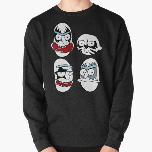 Oh Geez! Pullover Sweatshirt