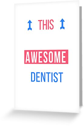 Dentist Cool Funny Birthday Gift Awesome Looks Present