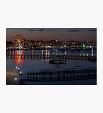 Waterfront Geelong Photographic Print