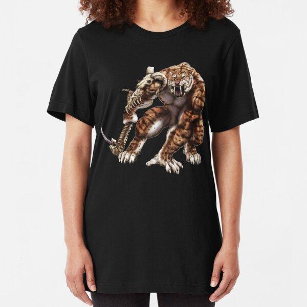 Saber Tiger Slim Fit T-Shirt