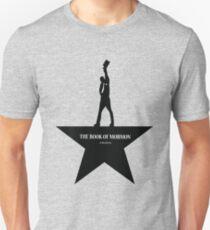 Camiseta ajustada Libro de Mormón: un musical estadounidense