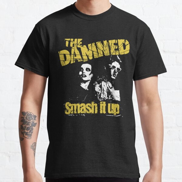 The Damned  Classic T-Shirt
