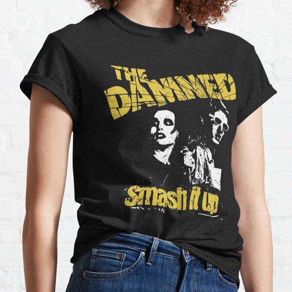 The Damned Shirt, Sticker, Mask Classic T-Shirt