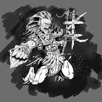Orc by Gorgalac