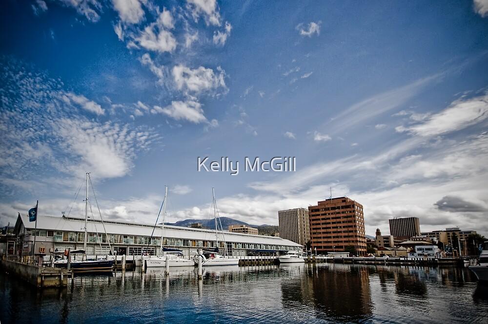 Sunny Hobart by Kelly McGill