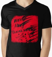 Gagging order lyric Men's V-Neck T-Shirt