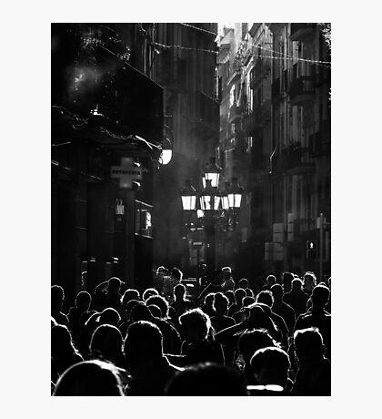 Barcelona Photographic Print