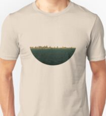 Skyless Composition 2   Two Unisex T-Shirt