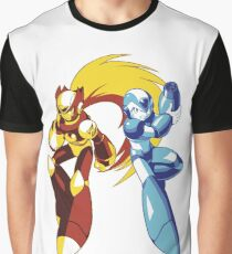 Mega Man And Zero — 01 Graphic T-Shirt