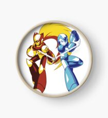Mega Man And Zero — 01 Clock