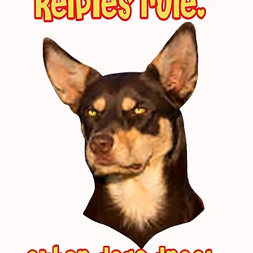Kelpies rule by Kestrelle