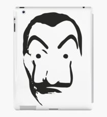 Logo Dali Casa of papel iPad Case/Skin