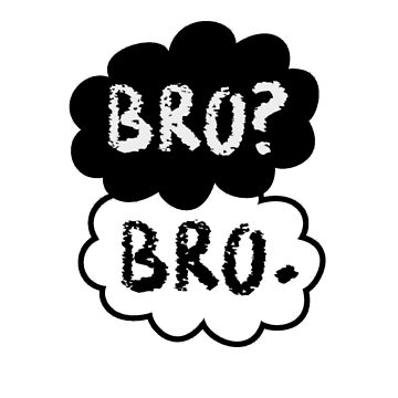 Borderbros - The Fault in our Bro (the fault being jack in rhy's Echo system) by katyjane101