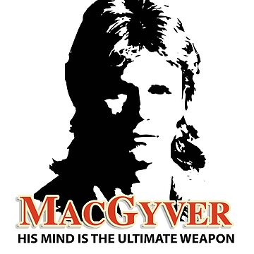 MACGYVER by Graf