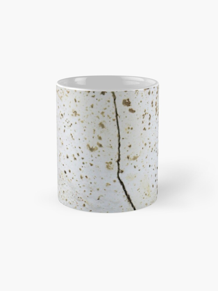 Alternate view of Cracked chalk Mug