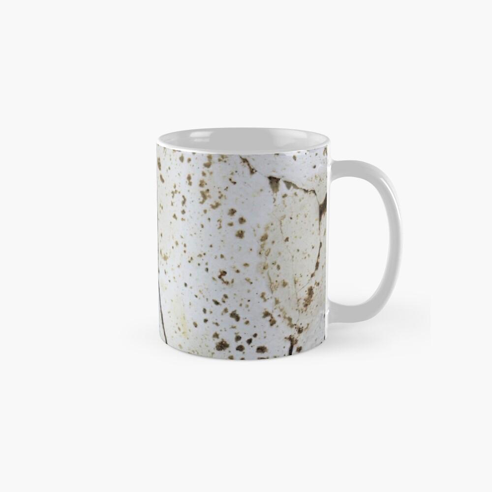 Cracked chalk Mug