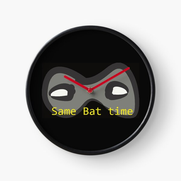 Bat time Clock