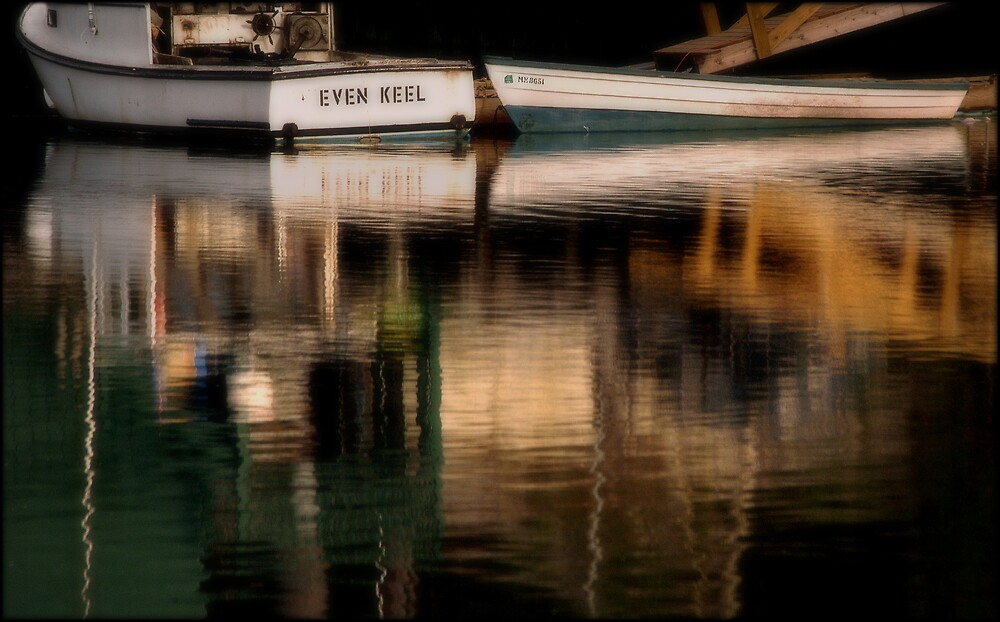 Even keel, a way of life by Dave  Higgins