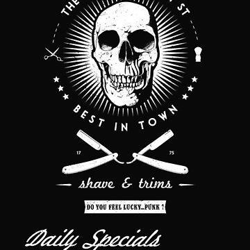 daily specials, barber shop by nickmanofredda