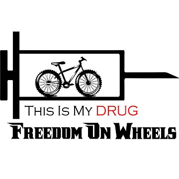 Bike is My DRUG : Freedom on Wheels | Bicycle Day 2018 by Qrio